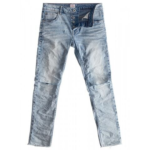 !Solid Jeans Man