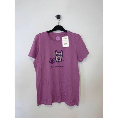 Женские футболки Life is Good и 47 brand Лот 31