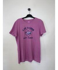 Женские футболки Life is Good и 47 brand Лот 32 27