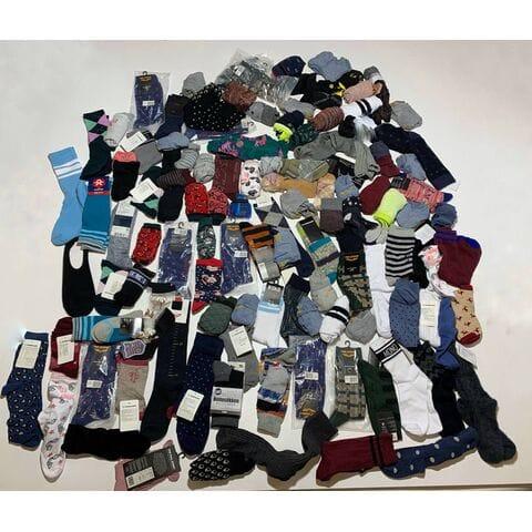 Микс мужских и женских носков Лот 1