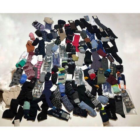 Микс мужских и женских носков Лот 2